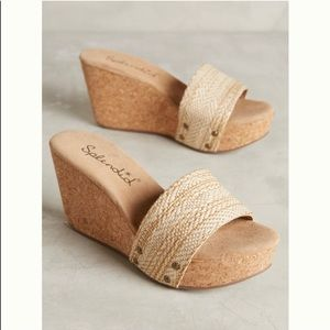Splendid Greenwich wedges in natural
